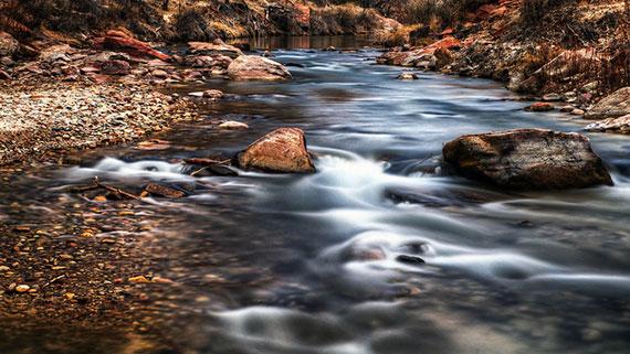 tripod tips for long exposure landscape photos