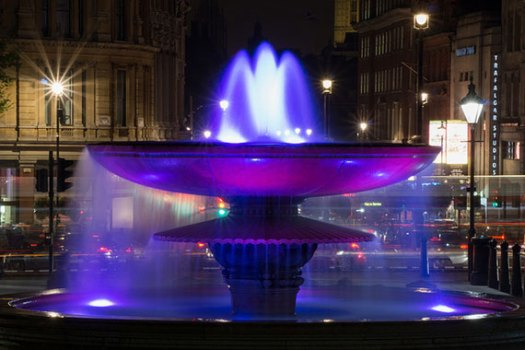 tips for photographing fountains