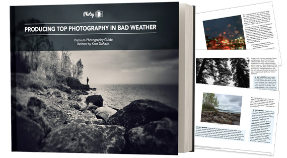 photography in bad weather