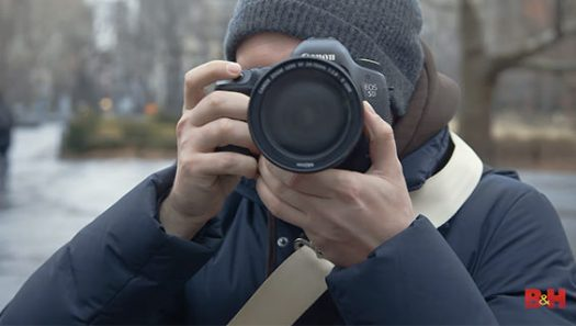Tips for shooting in cold weather