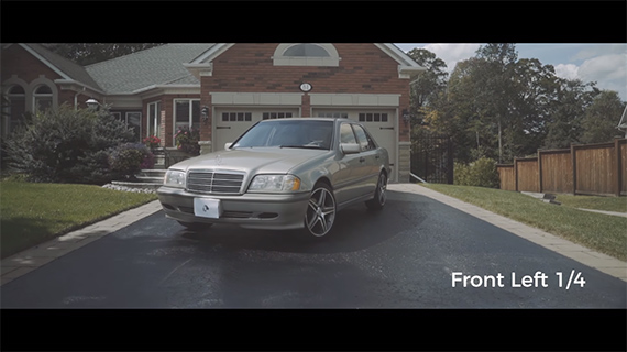 better car photography tips