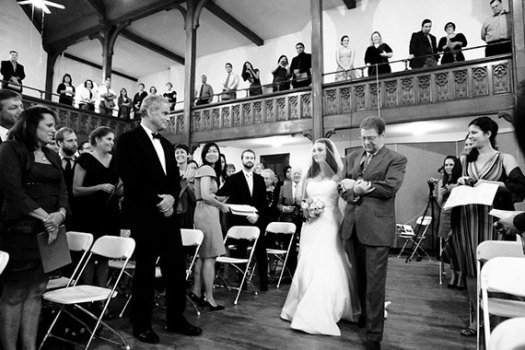 why use aperture priority setting for wedding photos