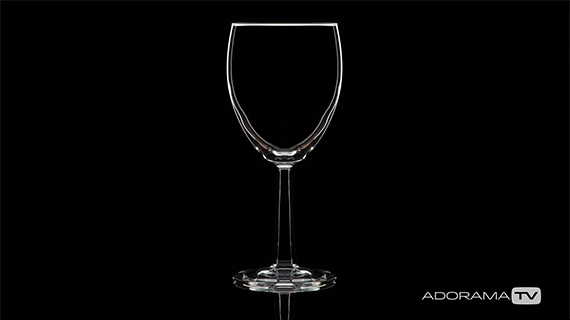 How to Light and Photograph Wine Glasses