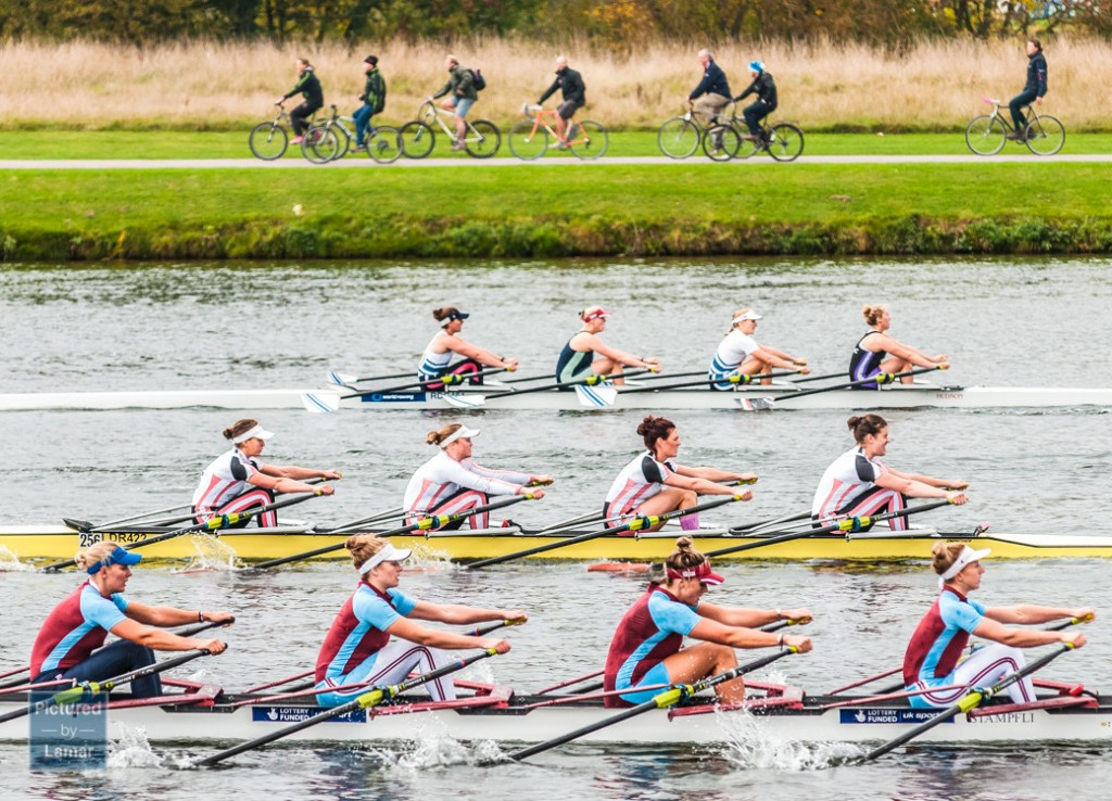 Women's Quad Final A - Tees , Leander amongst others represented