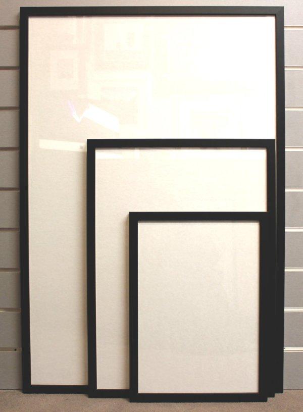 A3 Readymade Frame Black