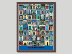 Doors Of Christchurch Framed Print by Nathan Secker