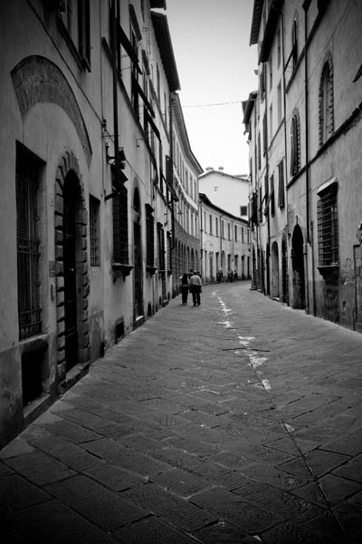 Tuscany Italy Black And White Photography