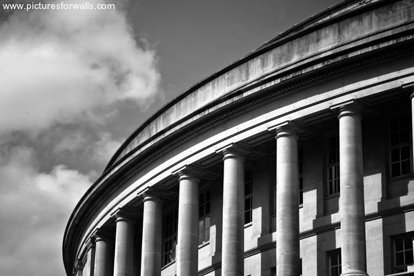 Central Library, Manchester