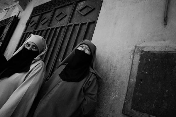 Local Women, Marrakesh