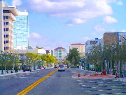 Main Street, Sarasota
