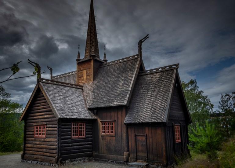 Garmo Stabkirche