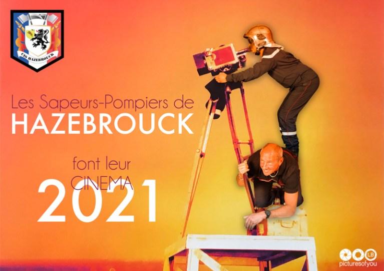 Calendrier 2021 pompiers Hazebrouck par le photographe Laurent Bossaert Pictures of You