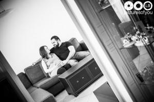 Photo 17 grossesse Sandrine et Nicolas