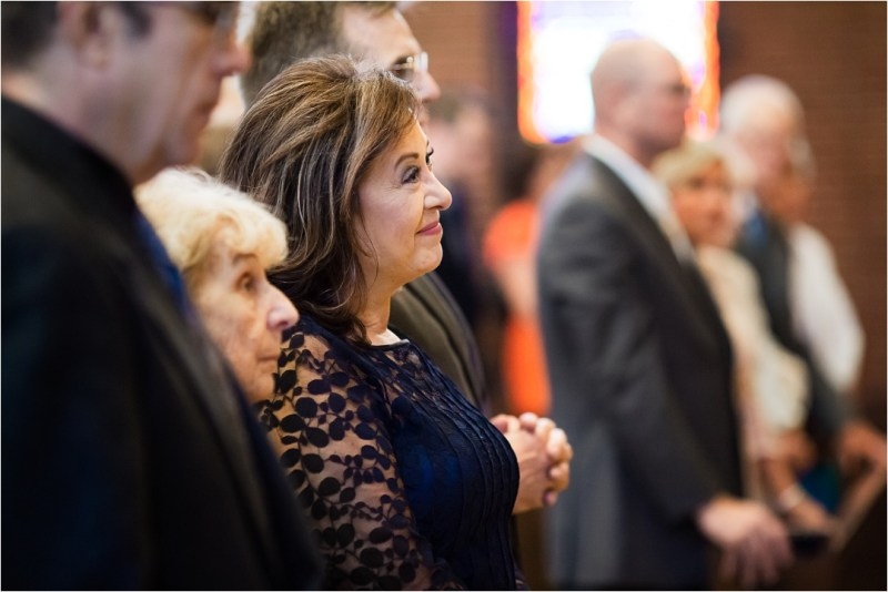 Christ the King Catholic Church Wedding Cain's Ballroom Reception Tulsa Oklahoma_0038