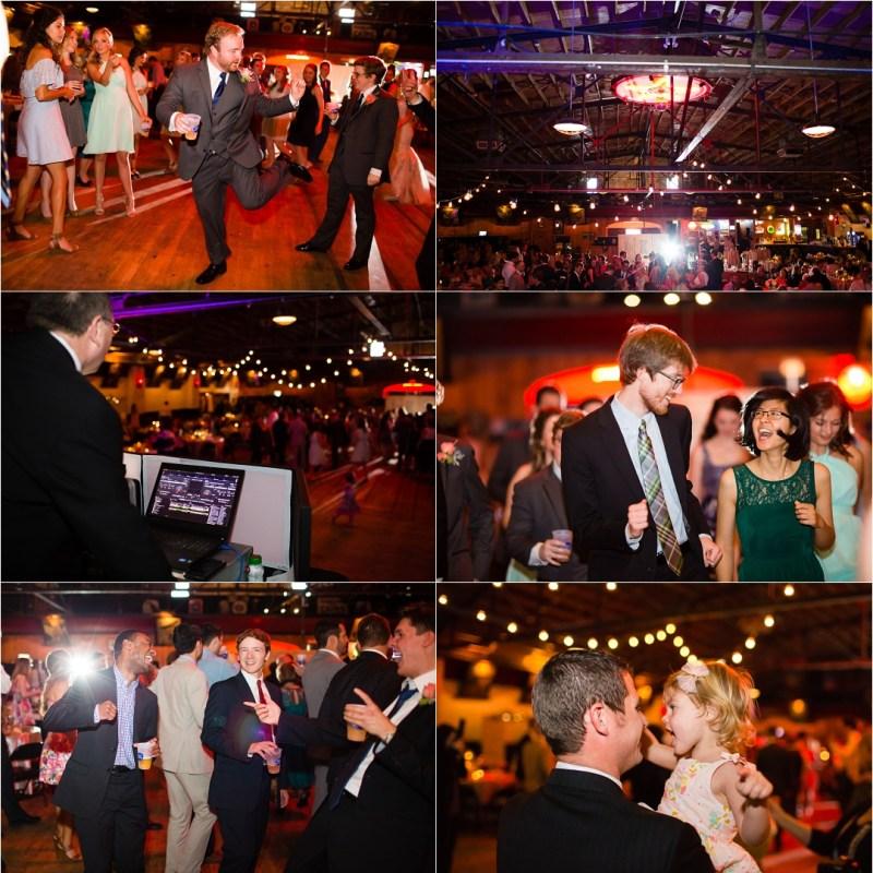 Christ the King Catholic Church Wedding Cain's Ballroom Reception Tulsa Oklahoma_0057