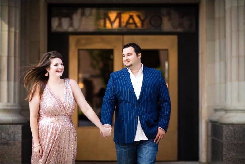 Mayo Hotel Engagement Tulsa Oklahoma 2