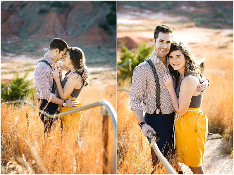 Gloss Mountain State Park Engagement Session Enid Oklahoma Tulsa Wedding_0057