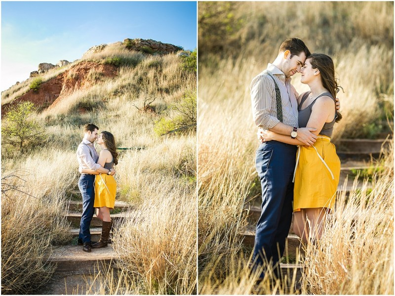 Gloss Mountain State Park Engagement Session Enid Oklahoma Tulsa Wedding_0063