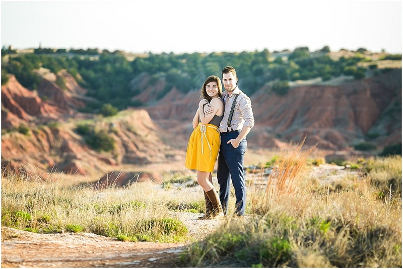 Gloss Mountain State Park Engagement Session Enid Oklahoma Tulsa Wedding_0068