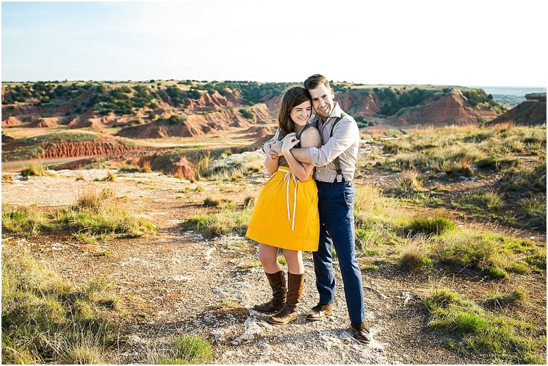 Gloss Mountain State Park Engagement Session Enid Oklahoma Tulsa Wedding_0069