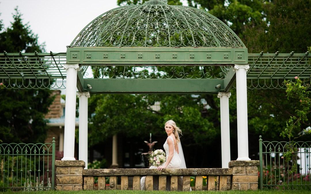 Kylie | Gilcrease Museum Bridal | Tulsa, Oklahoma