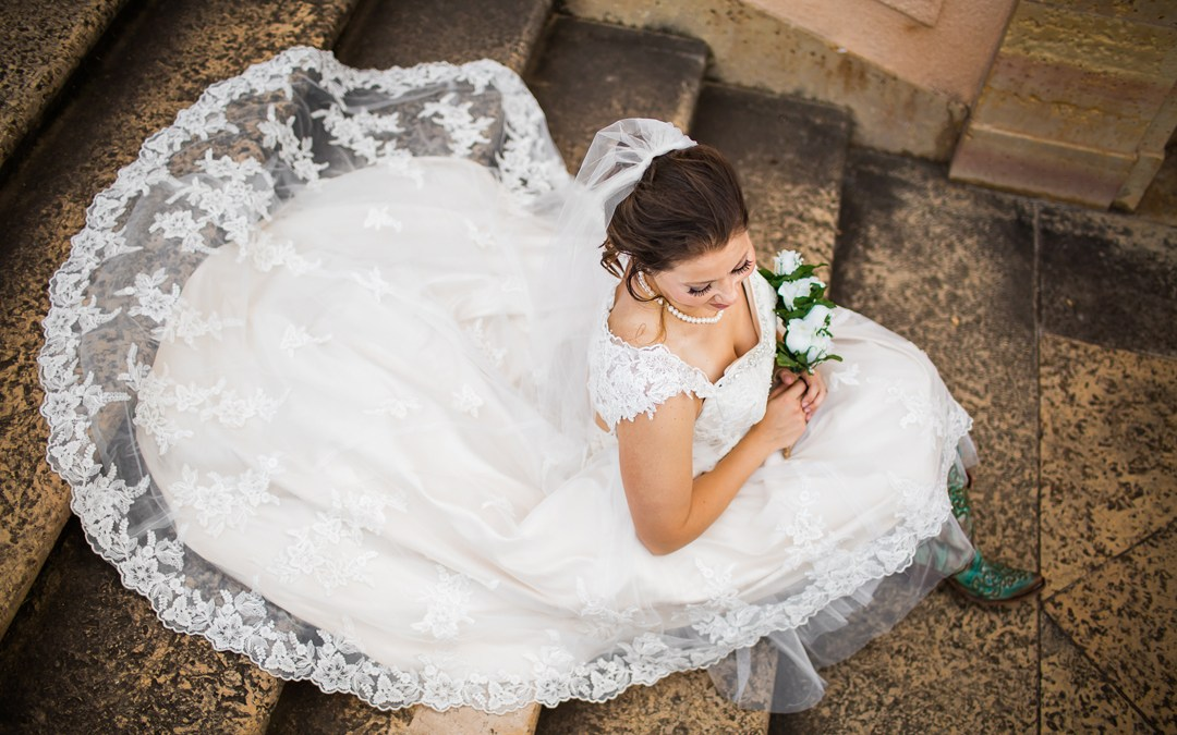 Stephanie | Philbrook Museum of Art Bridal | Tulsa, Oklahoma