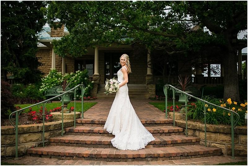 Gilcrease Museum Bridal Picturesque Photos by Amanda Tulsa Oklahoma_0006