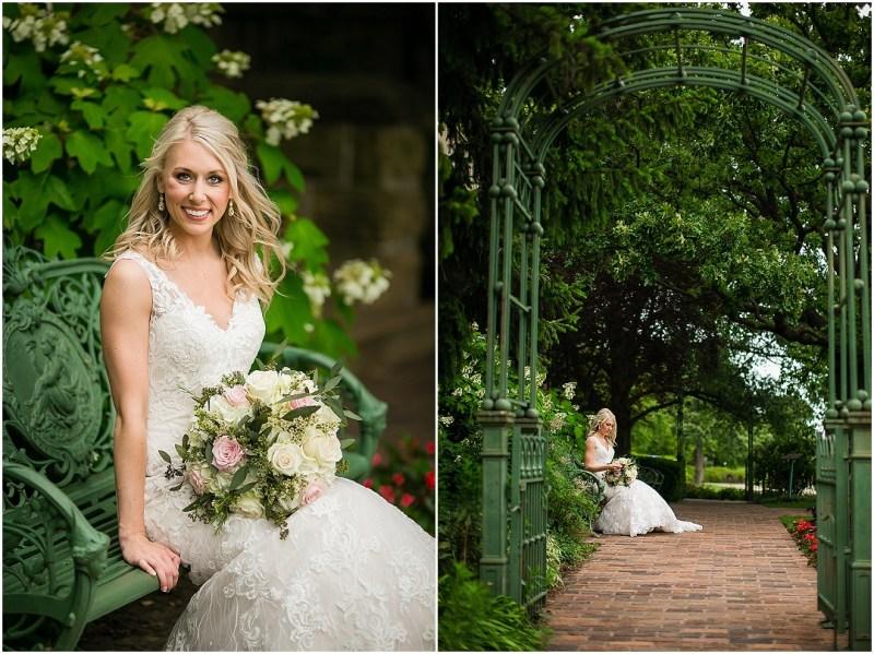 Gilcrease Museum Bridal Picturesque Photos by Amanda Tulsa Oklahoma_0009