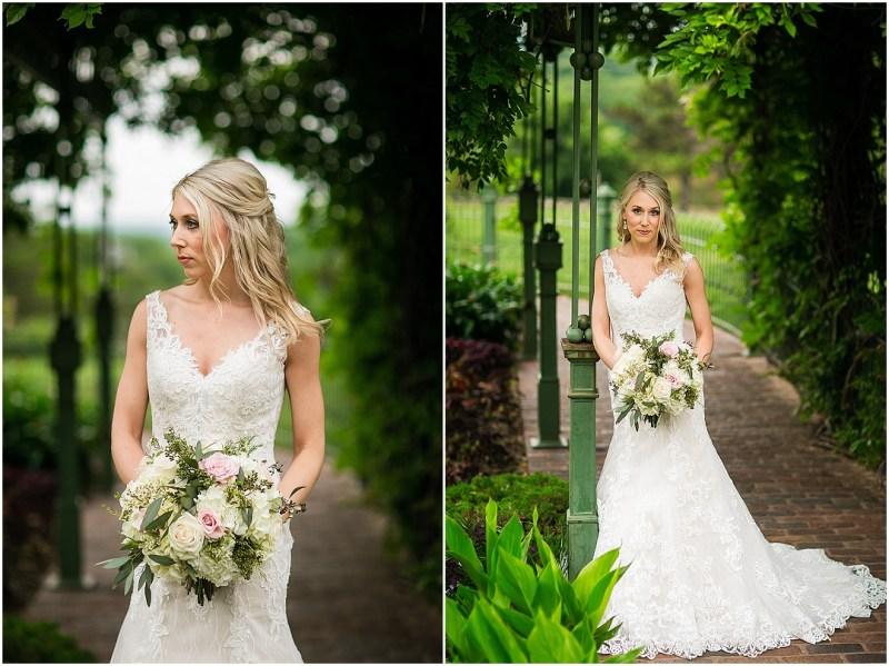 Gilcrease Museum Bridal Picturesque Photos by Amanda Tulsa Oklahoma_0011