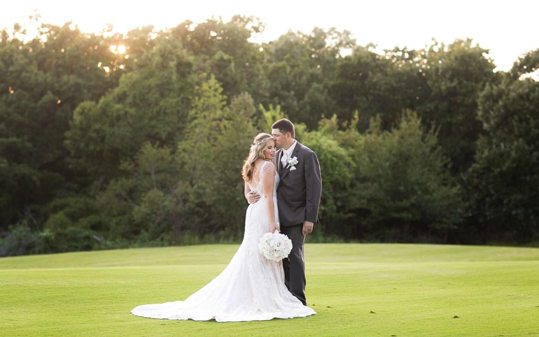 Jessica + Adam | Golf Club of Oklahoma Wedding | Tulsa, Oklahoma