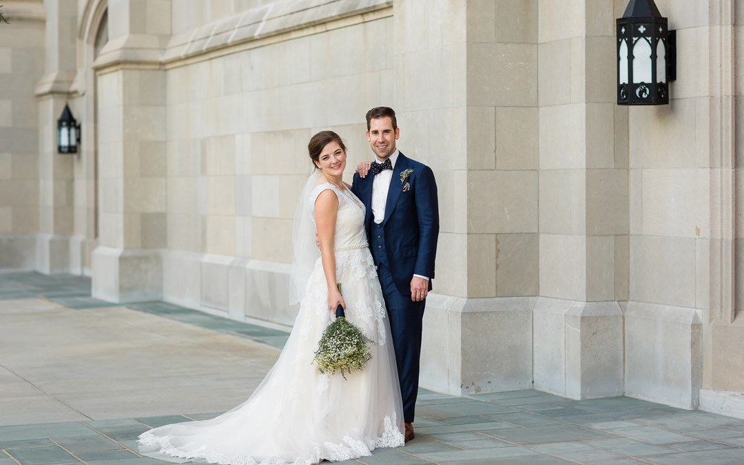 Valerie + Michael | First Presbyterian Church Wedding | Tulsa, Oklahoma
