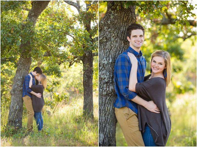 Tulsa Oklahoma Engagement Picturesque_0011