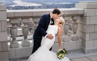 Kirsten + Ian   The Mayo Hotel Wedding