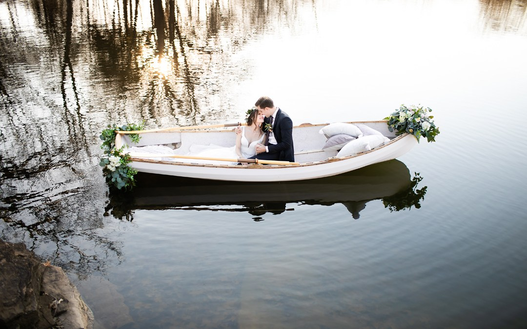 Spain Ranch   Boat Styled Shoot featured on Wedding Chicks   Jenks, Okla.