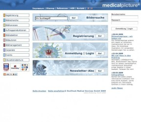 medicalpicture Website