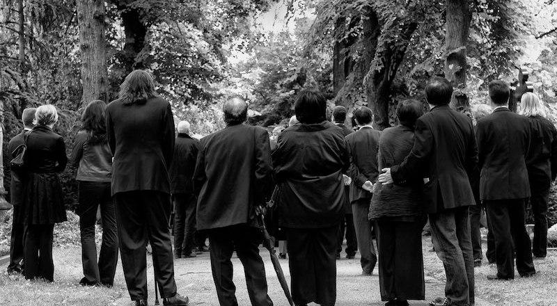 Beerdigung auf Melaten