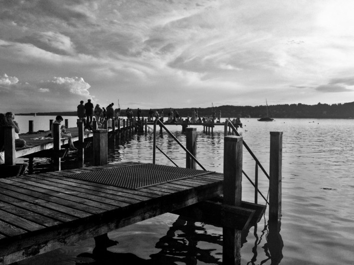 Percha, Starnberger See ©picturetom