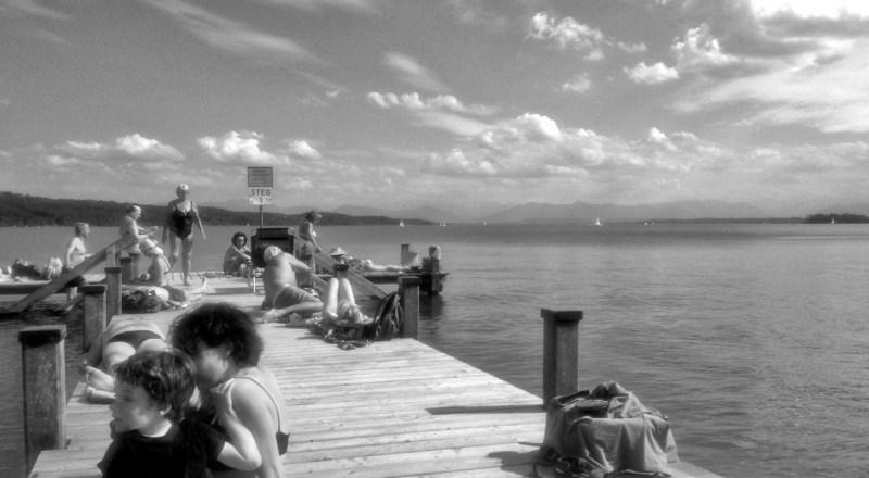 Paradies Starnberg, Bayern ©picturetom