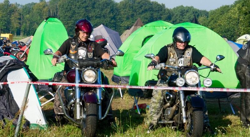 Sternfahrt der Biker Union 2015