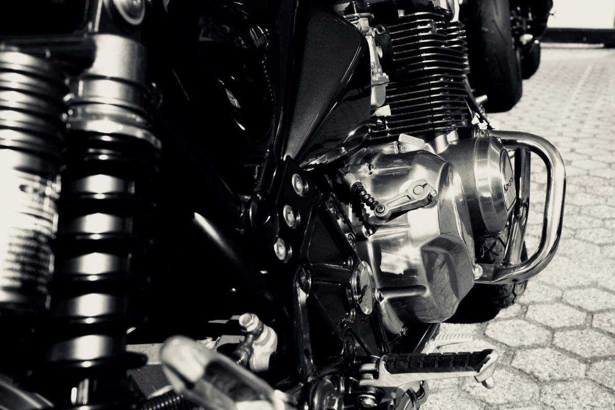 Kawasaki Zephyr 550