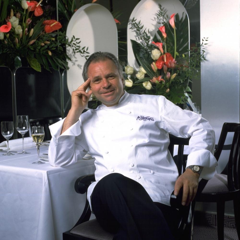 Eckart Witzigmann, Chef of the century