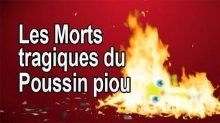 Les 5 Morts tragiques du Poussin piou par picturprod