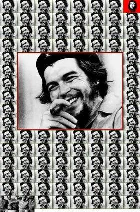 Gli invincibili 2013, Che Guevara © Letizia Battaglia