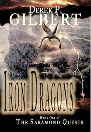 Iron Dragons FREE audio novel coming Oct. 13