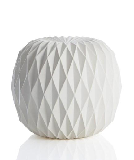 GUBEL G18 porcelæns vase designet af PIECE of DENMARK