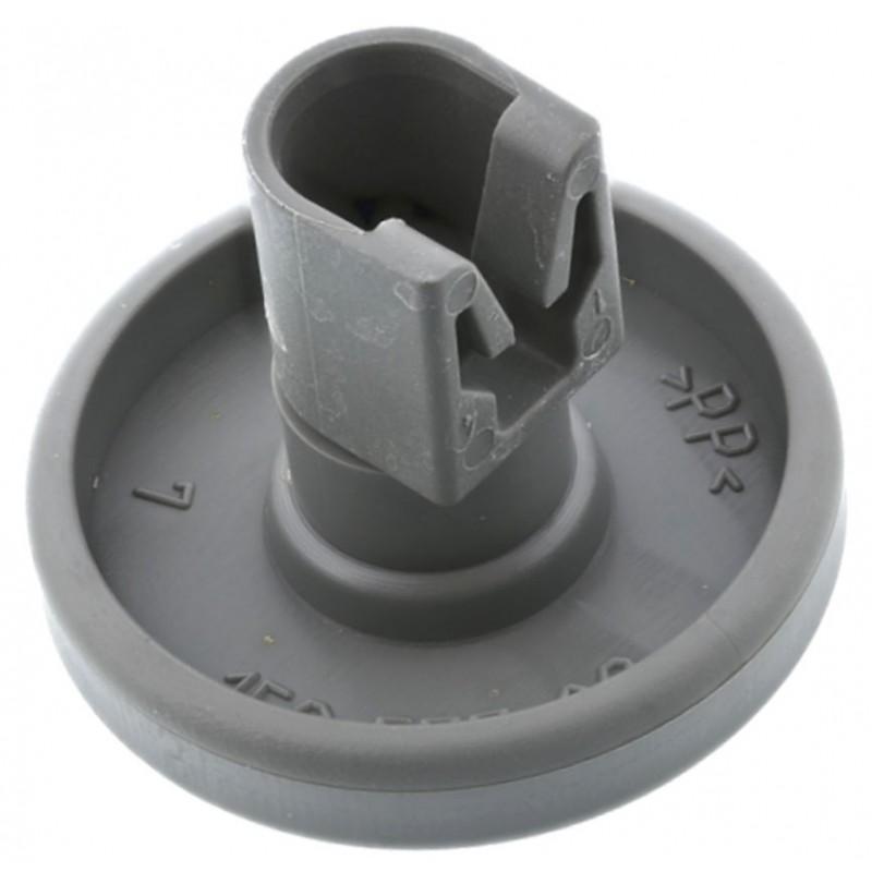 roulette de panier inferieure grise de lave vaisselle aeg electrolux ikea