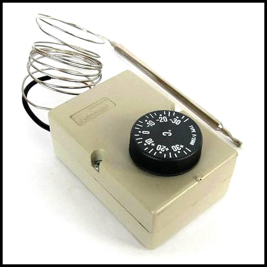 thermostat mecanique prodigy f2000 de 35 a 35 c b font color ff0000