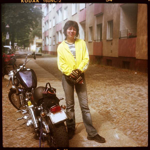 portrait, elli, charlottenburg, berlin, 45 - Pieces of Berlin - Collection - Blog