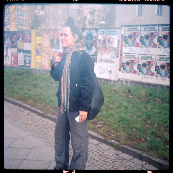 sängerIn, portrait, janet, berlin, 41 - Pieces of Berlin - Collection - Blog