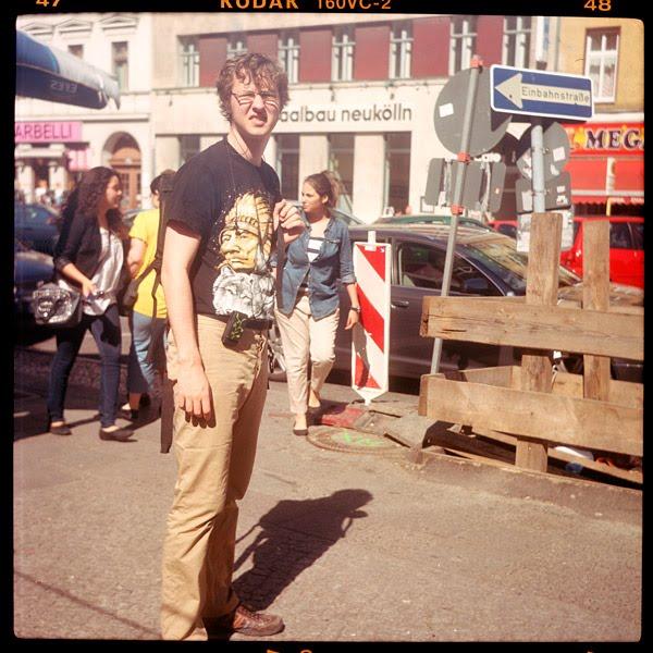 studentIn, ralf, portrait, neukölln, berlin, 22 - Pieces of Berlin - Book and Blog